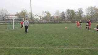 preview picture of video 'Elfmeter verschossen | TSV Gars | ESV MÜHLDORF vs. TSV GARS | FRAUENFUSSBALL'