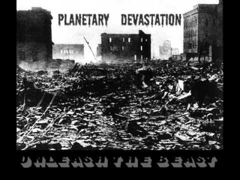 Unleash the Beast (Demo)-Planetary Devastation