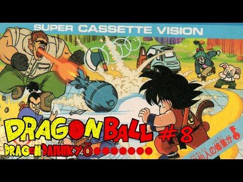 It's Over!   Dragon Ball: Dragon Daihikyo Finale   Super Cassette Vision