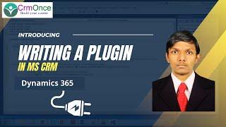 Writing a Plugin in MS CRM 2015
