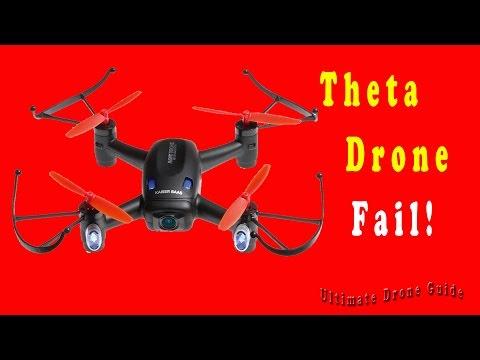 Kaiser Baas Theta Mini Racing Drone Review