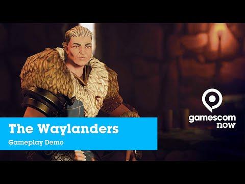 #gamescom2019 - The Waylanders - Gameplay Demo | IGN @ gamescom now
