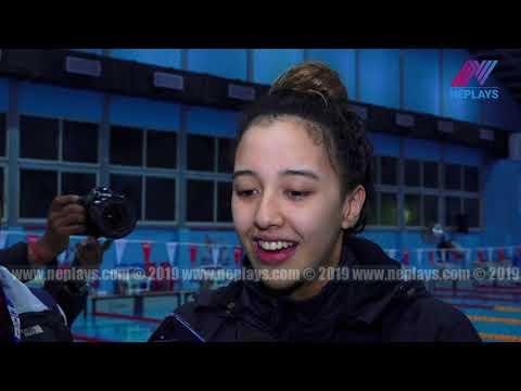 INTERVIEW | चाैथाे स्वर्ण जित्दा बिश्वास लागेन | I was confuse who won Gold | Gaurika Singh