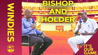Jason Holder Extended Interview with Ian Bishop! | Windies