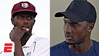 I don't regret becoming West Indies captain - Jason Holder | ESPNcricinfo