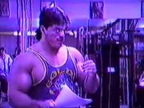Le programme des entraînements quels muscles balancer