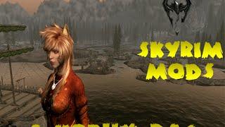 Skyrim mods - 6 новых рас @1