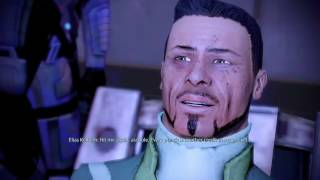 lets play mass effect 2 pt21 stalking for thane