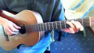 Eric Clapton - Lonely Stranger Tutorial Part 2