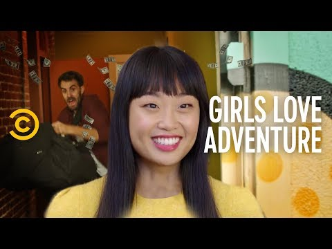 "Girls are always asking for ""Adventures"" on Tinder. Here's what would happen if you took them on an ACTUAL adventure."