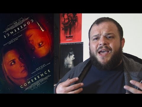 Coherence (2013) movie review Sci-Fi Thriller