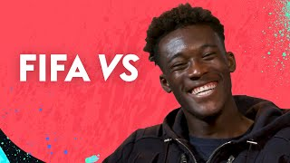 Who does Callum Hudson-Odoi think is the slowest player at Chelsea?   FIFA 20 vs Hudson-Odoi