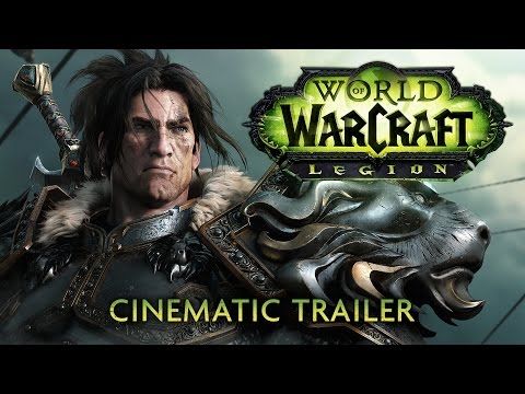 World of Warcraft: Legion Cinematic Trailer thumbnail