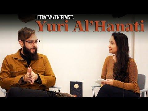 BULA PARA UMA VIDA INADEQUADA, por Yuri Al'Hanati (entrevista) | LiteraTamy