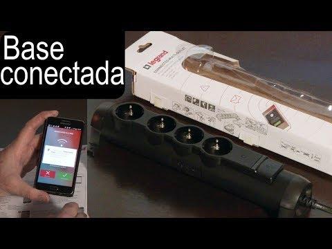Base múltiple conectada con Wi-Fi (Bricocrack)