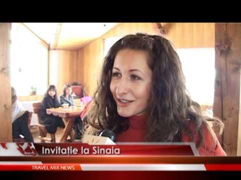 Invitație la Sinaia