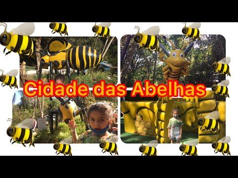 CIDADE DAS ABELHAS / Vlog Dicas de Passeios com crianas.
