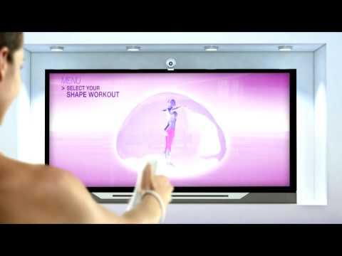 Видео № 0 из игры Your Shape (Б/У) [Wii]