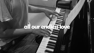 The Bird And The Bee ft. Matt Berninger - All Our Endless Love (Cover by Tino)