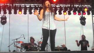 Dont Let It Go To Your Head part 1- Jordin Sparks at the WI State Fair