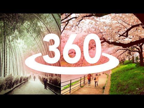 360 VR Wander Kyoto, and Chase Your Dreams at Doshisha University