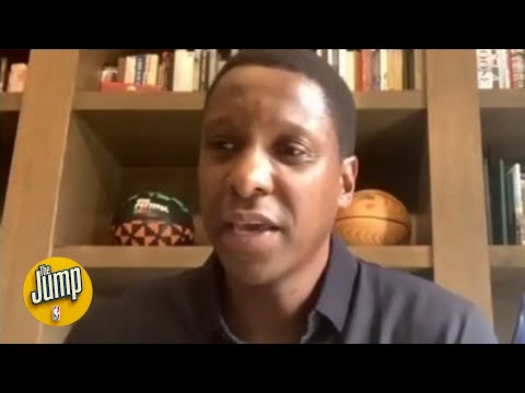 Masai Ujiri: Now, not the future, is the time to have a conversation about race | The Jump