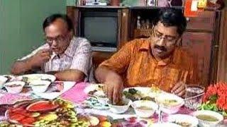 "OTV Tasty Tasty: ""Machha Puruga With Chatpata Chhota Chingudi And Chaka Pittha"""