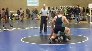 Josh Goodman Brute Empire Nationals - Mike Green Placed 6th in NYS Championship