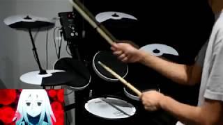 Satsuriku no Tenshi OP Full -【Vital】by Masaaki Endoh - Drum Cover