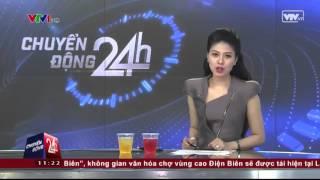 """Chuyển Động 24h 25/04/2016   Cận Cảnh Lò Sản Xuất Nước Ngọt Bẩn Làm """"Vạn Người Mê""""   Tin tức VTV24"""