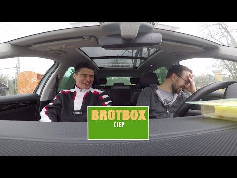 Brotbox mit Clep | IT'S YOURS (Don't Let The Label Label You!, Hummus, kulturell würdevolles Altern)