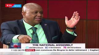 Senator Mwaura: There is a lot of corruption in the judiciary  | Point Blank with TG | 3