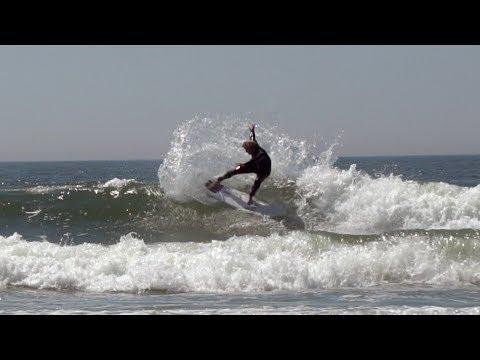 NO FINS SURFING CHALLENGE