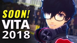 Top 25 Upcoming PS Vita Games for 2018