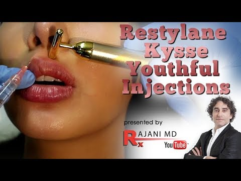 Lip Lips Restylane Juvederm Video