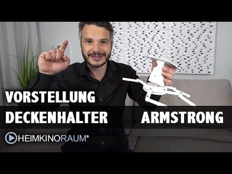 Test Beamer Deckenhalter ARMSTRONG