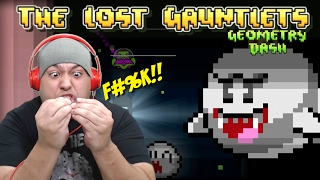 F#%K ALL THESE GAUNTLETS!! [GEOMETRY DASH 2.1] [THE LOST GAUNTLETS]