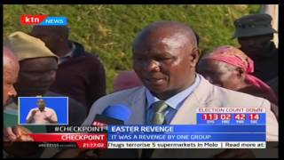 Easter Sunday service at a church in Nyeri turns violent over an ongoing leadership disputes