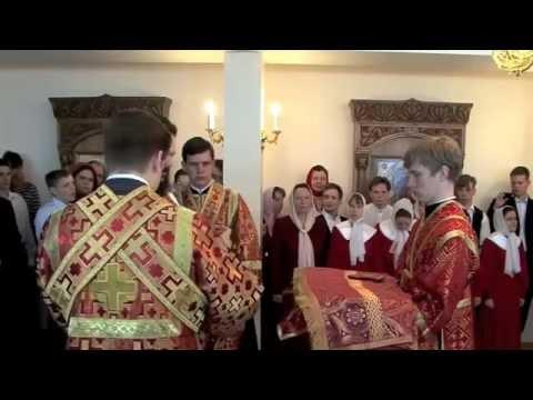 Гефсимания церковь горицкого монастыря в переславле-залесском