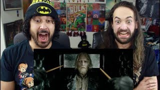 FANTASTIC BEASTS: The Crimes of Grindelwald - Official Teaser TRAILER REACTION & REVIEW!!!