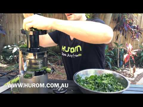 Hurom Slow Juicer vs Store Bought Cold Press Juices