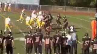 Nick Couzzi 2013 Football Highlights
