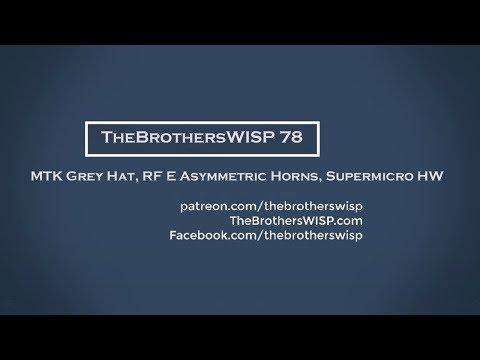 TheBrothersWISP 82 – Mikrotik news 87, Ubiquiti DoS Vector