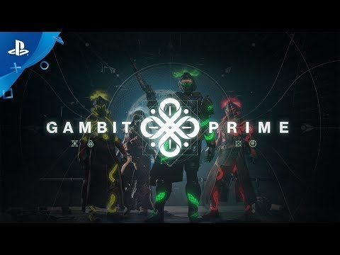 Destiny 2 - Gambit Prime: Season of the Drifter   PS4