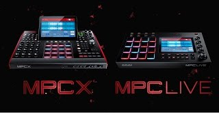Akai Pro MPC Live - Video