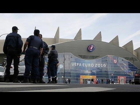 Εuro 2016: Αυξημένα μέτρα ασφαλείας μετά τη βία στη Μασσαλία