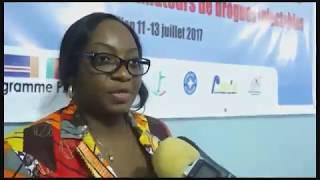 Reportage de la RTI 1 sur l'Atelier RdC des CCM en Réduction de risques chez les UDI