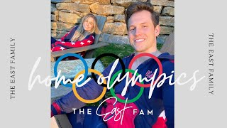 home olympics | the east fam