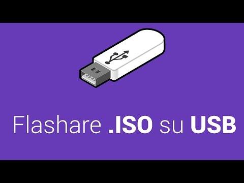 Flashare ISO, img e dd su USB: Come Fare? (pv)