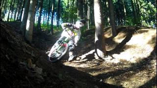 Slow motion bike